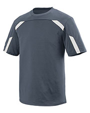 Augusta 1001 Boys Avail Crew Short Sleeve Jersey at GotApparel