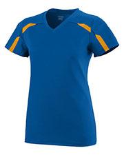 Augusta 1003 Girls Avail Short Sleeve Jersey at GotApparel