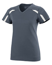 Augusta 1003 Girls Avail Short Sleeve Jersey at GotApparel