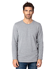 Threadfast Apparel 100LS Men 4.8 oz Ultimate Long-Sleeve T-Shirt at GotApparel