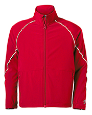 Soffe 1026Y Boys Youth Game Time Warm Up Jacket at GotApparel