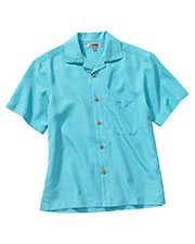 Edwards 1030 Men Jaquard Batiste Camp Shirt at GotApparel