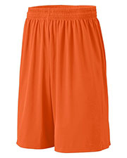 Augusta 1066 Boys Baseline Short at GotApparel