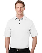 TM Performance 108 Men's Tenacity Poly Ultracool Golf Shirt at GotApparel