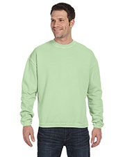 Authentic Pigment 11561 Men 11 Oz. Pigment-Dyed Ringspun Fleece Crew at GotApparel