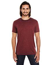 Threadfast Apparel 115A Unisex 4.3 oz Cross Dye Short-Sleeve T-Shirt at GotApparel