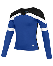 Champion 1164AG Girls Pike Long Sleeve Shell at GotApparel