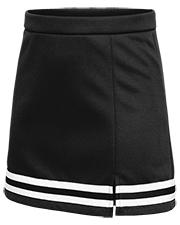 Champion 1168BG Girls  Slit Hem Skirt at GotApparel