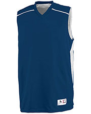Augusta 1170 Men Sleeveless Slam Dunk Jersey at GotApparel