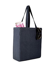 Gemline 120 Unisex All-Purpose Tote at GotApparel