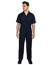 Walls Outdoor 1216 Unisex Twill Non-Insulated Short-Sleeve Coverall at GotApparel