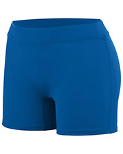Augusta 1222 Women Enthuse Shorts at GotApparel