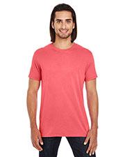 Threadfast Apparel 130A Unisex 4.3 oz Pigment-Dye Short-Sleeve T-Shirt at GotApparel