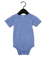 Bella + Canvas 134B Infants & Toddlers Triblend Short-Sleeve One-Piece at GotApparel
