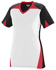 Augusta 1366 Girls Matrix Jersey at GotApparel