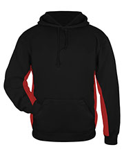 Badger 001454 Men Bt5 Fleece Hood at GotApparel