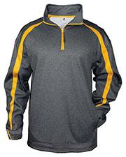 Badger 1481 Men Fusion 1/4-Zip Fleece at GotApparel