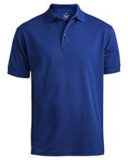 Edwards 1500 Men Short-Sleeve Pique Polo Shirt at GotApparel