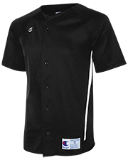 Champion 15028TU Men Prospect Full Button Baseball Jersey at GotApparel
