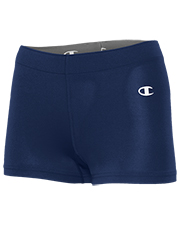 "Champion 15057BL Women 3"" Comp Short at GotApparel"