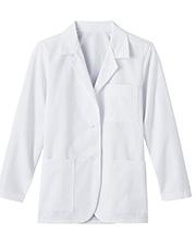 White Swan 15104 Meta S Consultation Coat at GotApparel