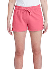 Comfort Colors 1537L Women French Terry Short at GotApparel