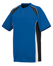 Augusta 1541 Boys Base Hit Jersey at GotApparel