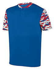 Augusta 1549 Boys Pop Fly Jersey at GotApparel