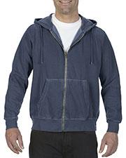 Comfort Colors 1568 Men Full-Zip Hooded Sweatshirt at GotApparel