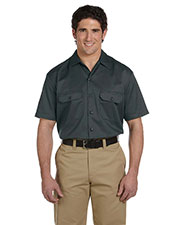 Dickies Workwear 1574 Men Short-Sleeve Work Shirt at GotApparel