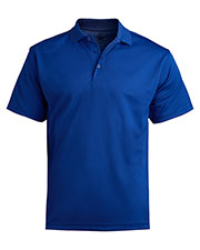 Edwards 1576 Men's Hi Performance Mesh Polo Shirt at GotApparel