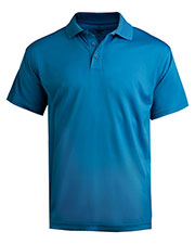 Edwards 1580 Men Performance Flat-Knit Polo Shirt at GotApparel