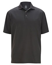 Edwards 1586 Men Snap Front Hi-Performance Polo at GotApparel
