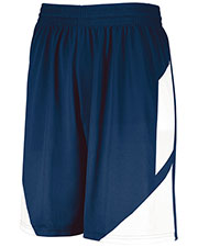 Augusta 1733 Women STEP-BACK BASKETBALL SHORTS at GotApparel