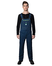 Dickies 18006 Unisex Liberty Rigid Denim Bib Overall at GotApparel