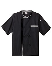Five Star Unisex 18529 Short Sleeve Executive Chef Coat at GotApparel