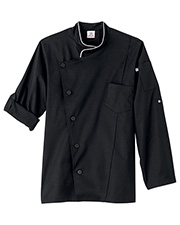 Five Star Unisex 18535 Long Sleeve Stretch Executive Chef Coat at GotApparel