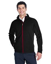 Custom Embroidered Spyder 187330 Men Constant Full-Zip Sweater Fleece at GotApparel
