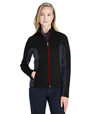 Custom Embroidered Spyder 187335 Ladies Constant Full-Zip Sweater Fleece at GotApparel