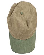 Authentic Pigment 1910 Unisex Pigment-Dyed Baseball Cap at GotApparel