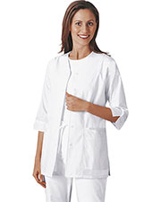 Cherokee 1949 Women 3/4-Sleeve Embroidered Jacket at GotApparel