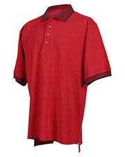 Tri-Mountain 196 Men Sterling Cotton Pique Golf Shirt at GotApparel