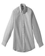 Edwards 1975 Men Pinpoint Adjustable Cuff Long-Sleeves Oxford Shirt at GotApparel