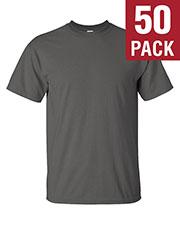 Gildan G200T Unisex Ultra Cotton Tall 6 Oz. Short-Sleeve T-Shirt 50-Pack at GotApparel