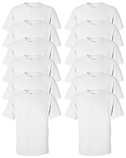 Gildan G200 Men Ultra Cotton 6 Oz. T-Shirt 12-Pack at GotApparel
