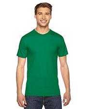 Custom Embroidered American Apparel 2001W Men 4.3 oz Fine Jersey Short-Sleeve T-Shirt at GotApparel