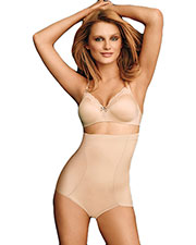 Maidenform 2053 Women Power Slimmer Hi Waist Brief at GotApparel