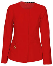 "HeartSoul 20601A Women ""Warm My Heart"" Button Front Jacket at GotApparel"