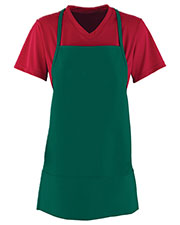 Augusta 2060 Unisex Medium Cotton Apron at GotApparel