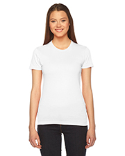 Custom Embroidered American Apparel 2102W Ladies 4.3 oz Fine Jersey Short-Sleeve T-Shirt at GotApparel